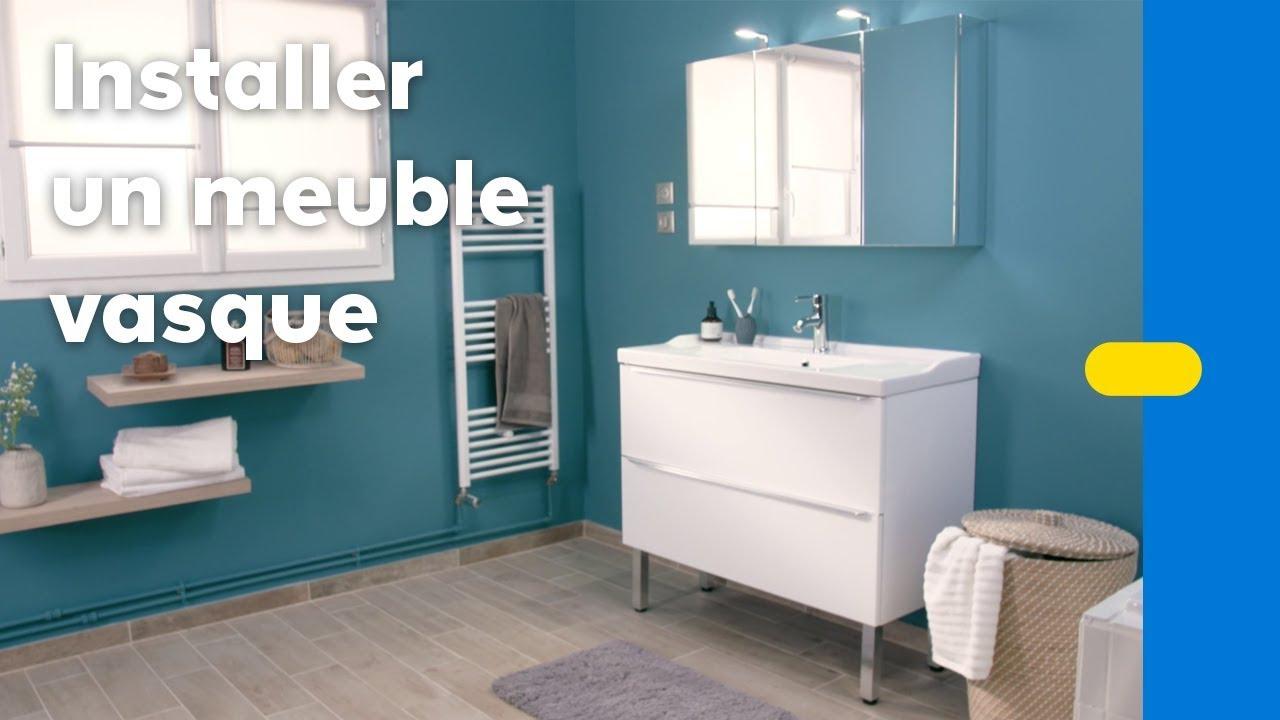 Comment Poser Un Meuble Vasque Dans Une Salle De Bains Castorama Interieur Etagere Salle De Bain Castorama Agencecormierdelauniere Com Agencecormierdelauniere Com