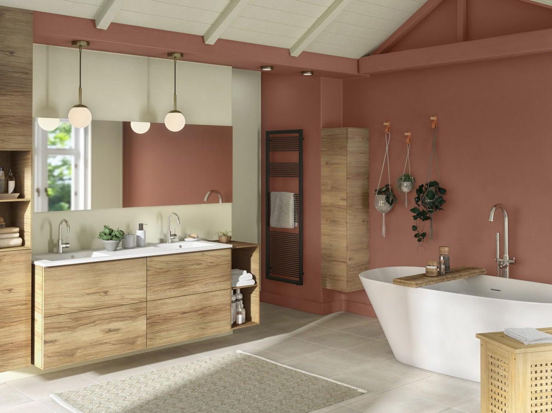 meuble salle de bain leroy merlin promo