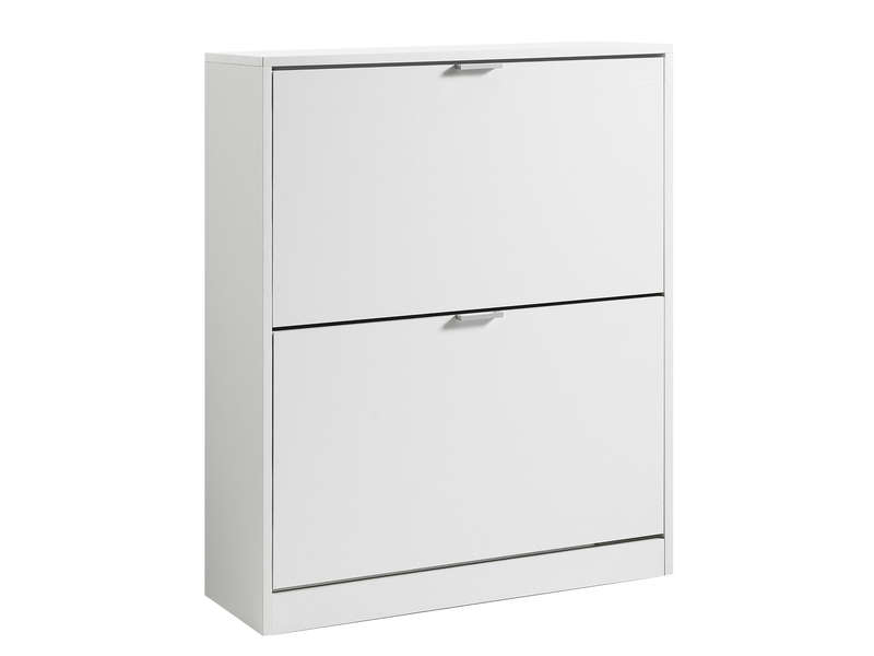 meuble chaussure fly blanc pour meuble