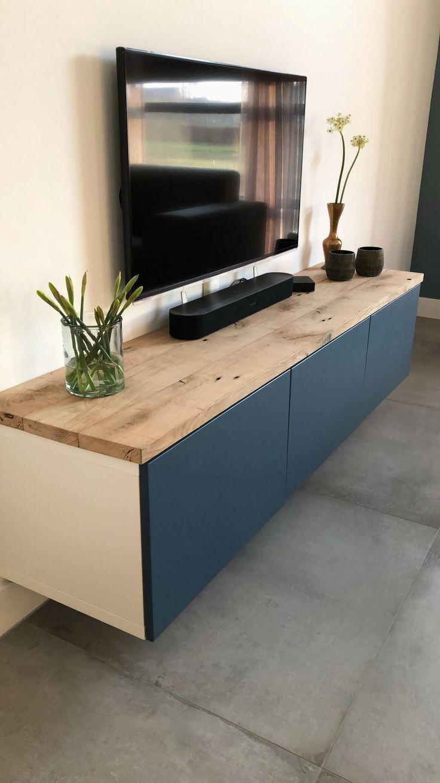 mit dedans meuble tv industriel ikea
