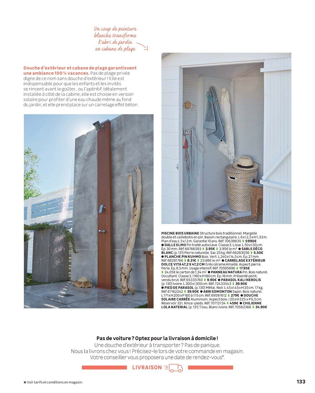 Mon Guide Maison Printemps 2017 A Douche Solaire Leroy Merlin Agencecormierdelauniere Com Agencecormierdelauniere Com