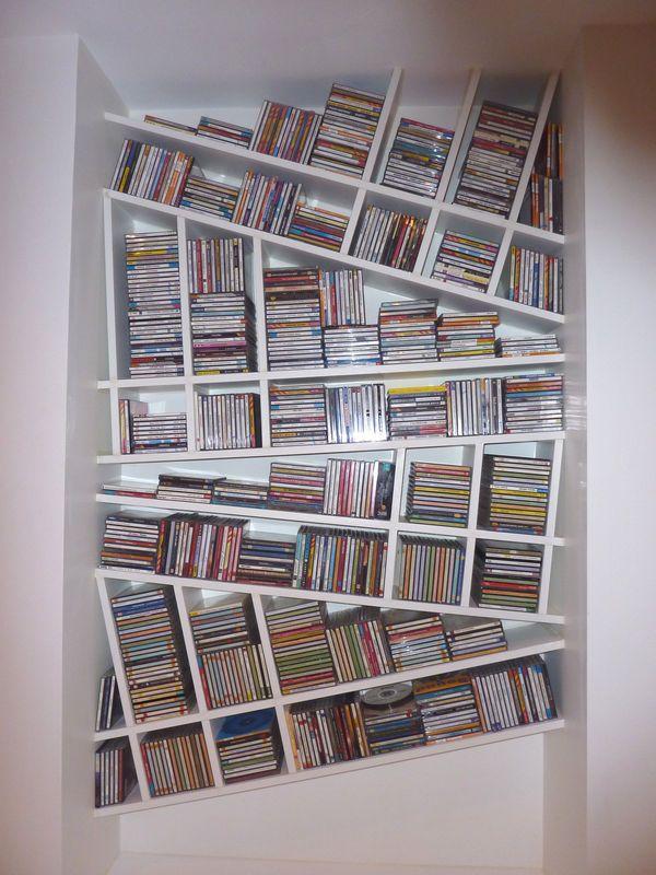 rangement cd