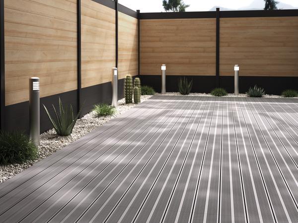Lot De 3 Lames De Cloture Composite Gris Fonce Neva L 1 A Lame De Terrasse Composite Brico Depot Agencecormierdelauniere Com Agencecormierdelauniere Com