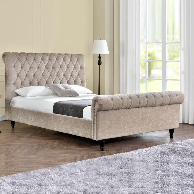 lit moderne tete de lit haute