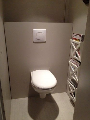 modele idee deco wc suspendu deco wc