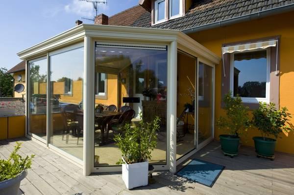 veranda rideau prix au m2