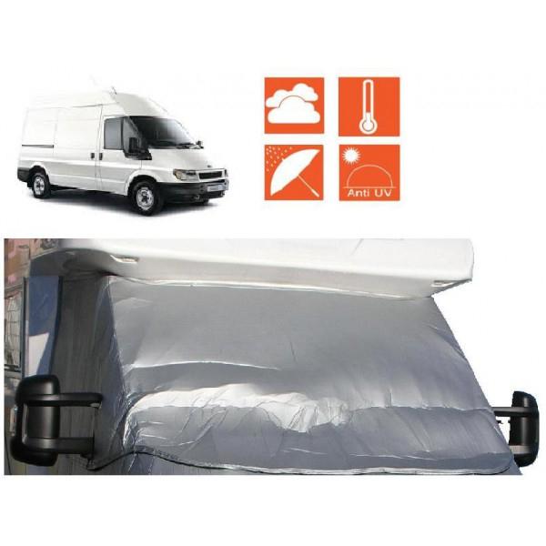 rideau isolant exterieur de camping
