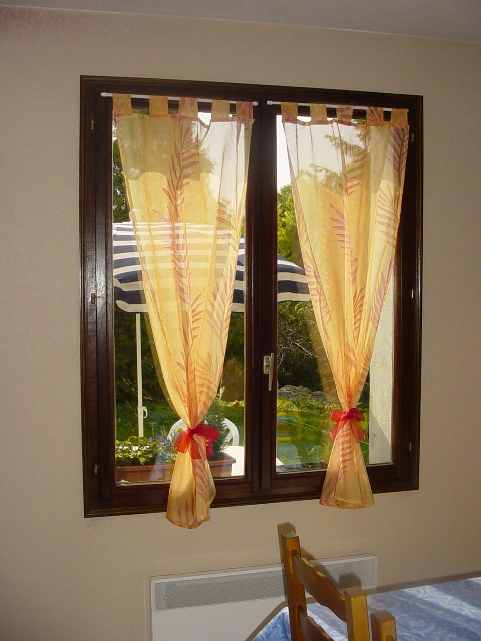 rideau pour fenetre de cuisine ziloo
