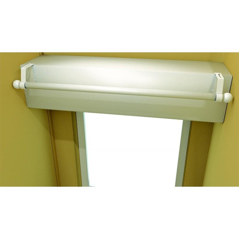 tringle a rideaux o25 a 28 mm sans