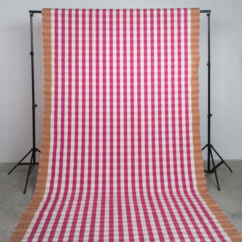 tissus double rideaux grande largeur