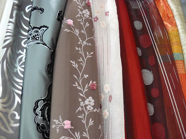 tissu pour rideau occultant thermique