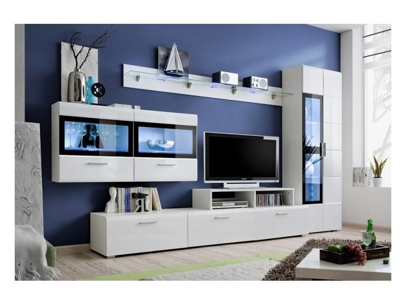 المتقدمة مهد الحضارة مجموعة meuble tv avec enceinte integre
