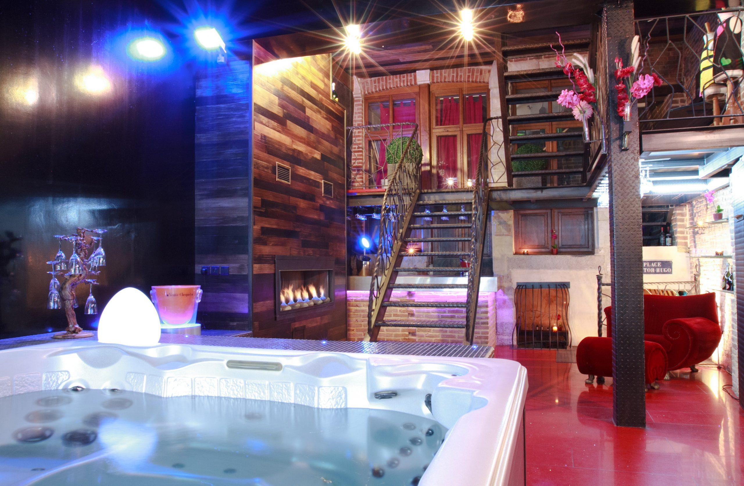 Hotel Jacuzzi Privatif Lyon Beau Spa Privatif Lyon Perfect Interieur Suite Avec Jacuzzi Privatif Lyon Agencecormierdelauniere Com Agencecormierdelauniere Com