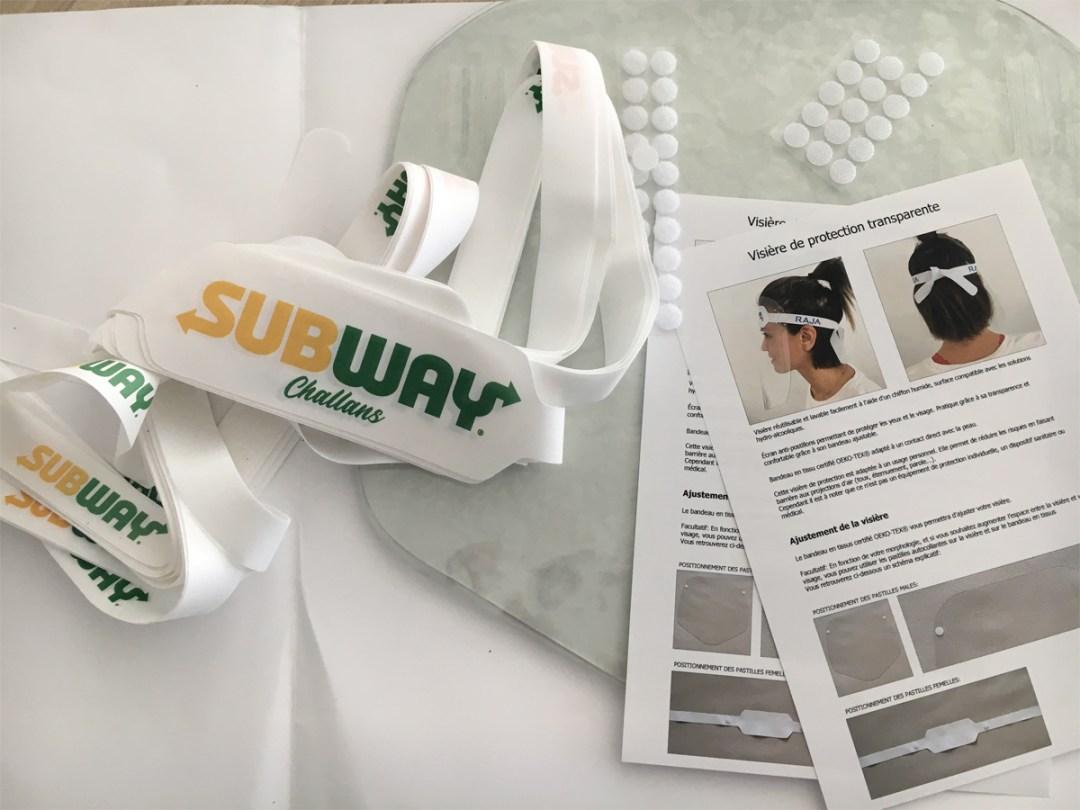 Subway – Challans