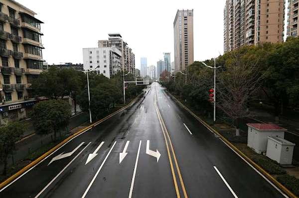 3empty street