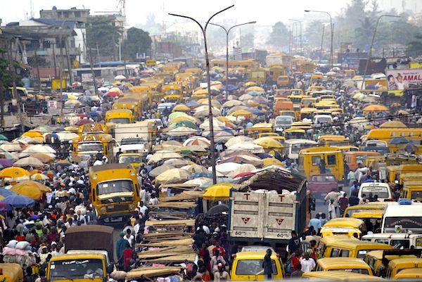 4 traffic jam
