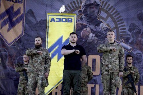 """Résultat de recherche d'images pour """"manifestations néo-nazies à Kiev"""""""