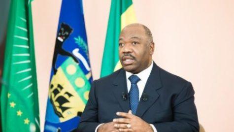 59ème anniversaire, Ali Bongo prend part à la parade militaire — Gabon