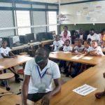 Gabon : Une vingtaine d'enfants de 8 à 16 ans initiés au logiciel scratch