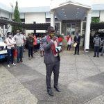 Gabon : Le syndicaliste Pierre Mintsa convoqué au B2 ce mercredi 31 mars