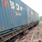 Gabon/Setrag : Déraillement d'un train marchandise entre les gares de Mbel et Oyan