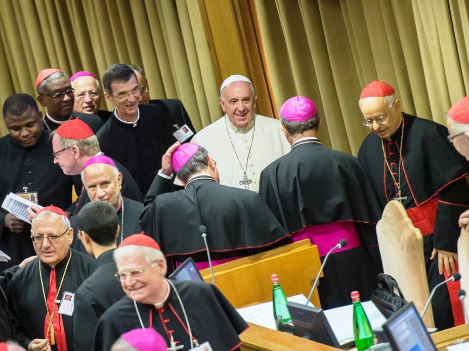 Sínodo dos Bispos (news.va)