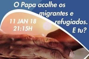 Lisboa: Paróquia São Romão de Carnaxide recebe conferência dedicada ao acolhimento de migrantes e refugiados