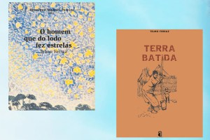 Publicações: Livros 'Terra Batida' e 'O homem que do lodo fez estrelas' são apresentados na biblioteca de Mogadouro