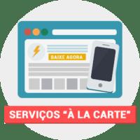 criacao de landing page automatica para captacao de leads prospeccao clientes