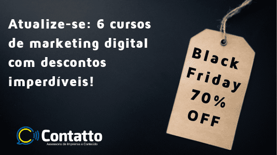 Black Friday: 6 cursos de marketing digital com descontos de até 70%