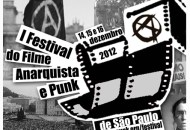I Festival do Filme Anarquista e Punk