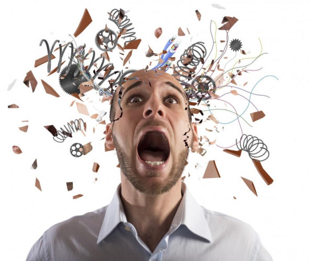 Estresse e ansiedade