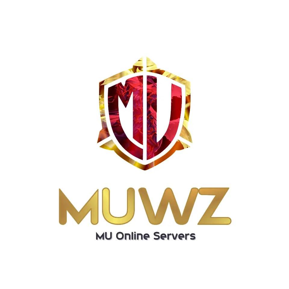 Criação de Logotipo para MUWZ MU Online Server Curitiba