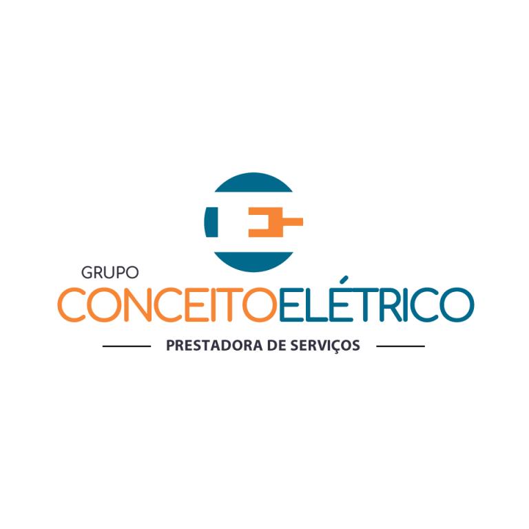 Criação de Logotipo para Conceito Elétrico Pelotas