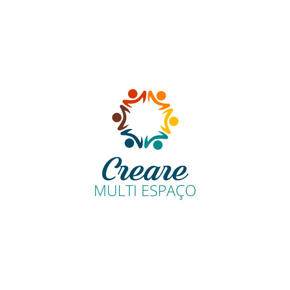 Criação de Logotipo para Creare Multi Espaço Pelotas