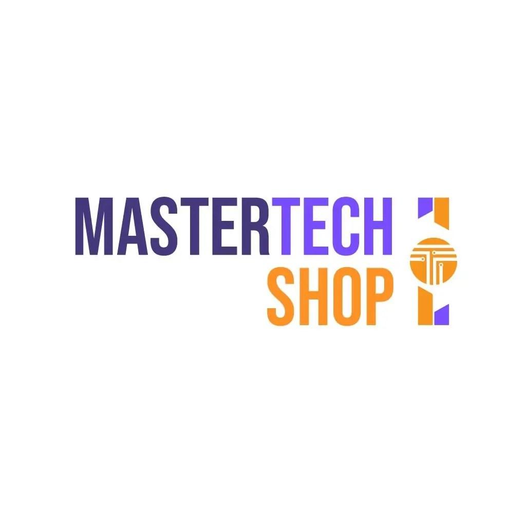 Criação de Logotipo - MasterTech Shop - Curitiba - PR