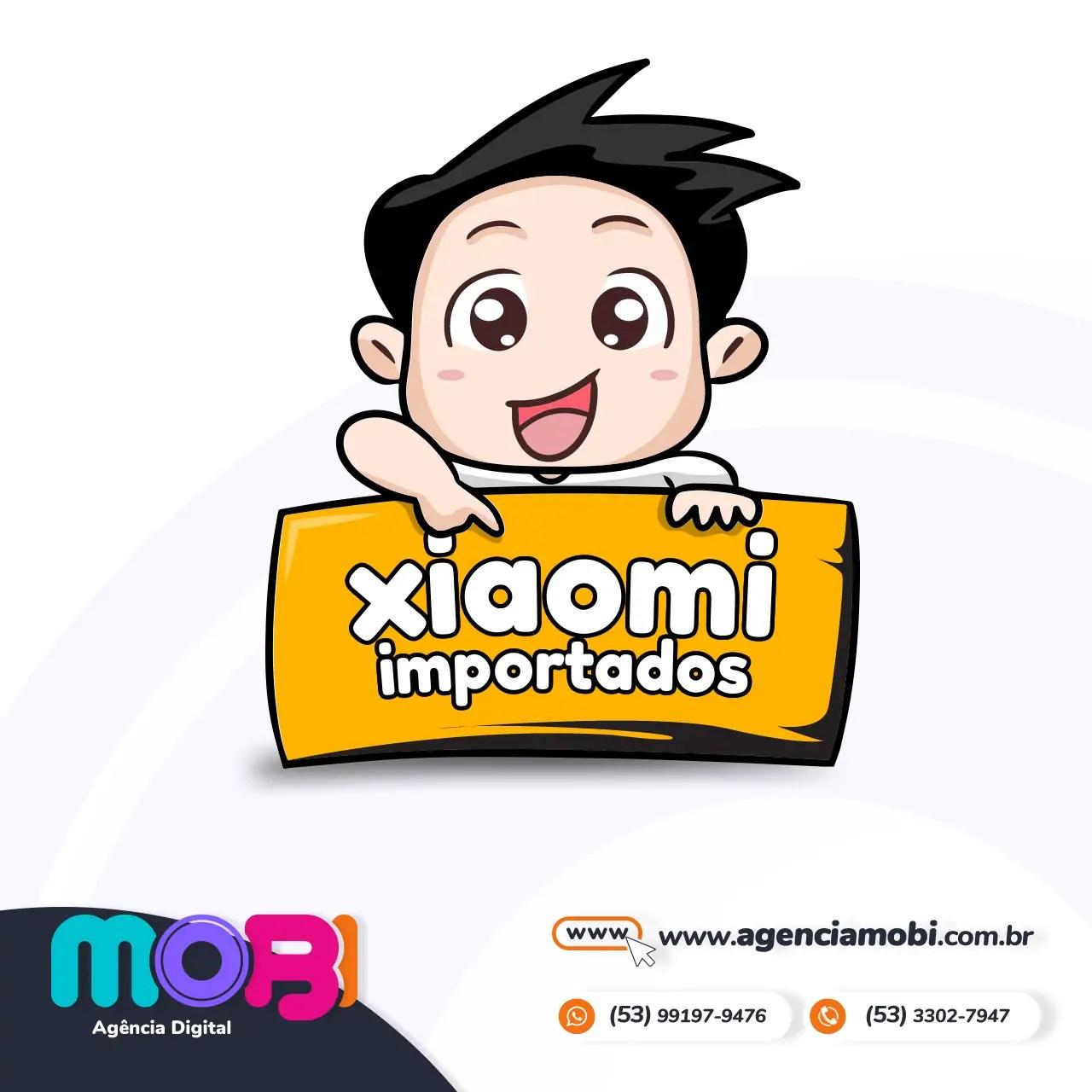 Xiaomi Importados logotipo