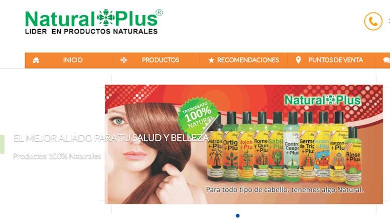Natural+Plus: Productos naturales de uso medicinal, cosmético y nutritivo #agenciapyme