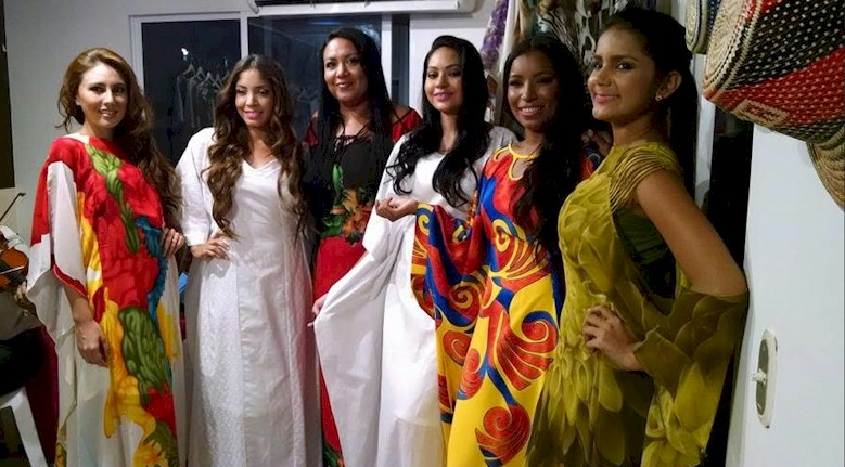 Maye Sabino lanzará nueva colección de mantas inspiradas en la cultura wayuu