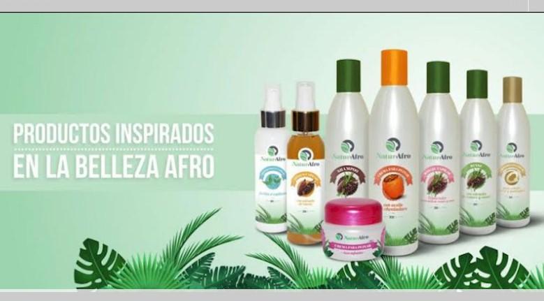 Afrocolombiana de Belleza, productos capilares especializados para la población afrodescendiente