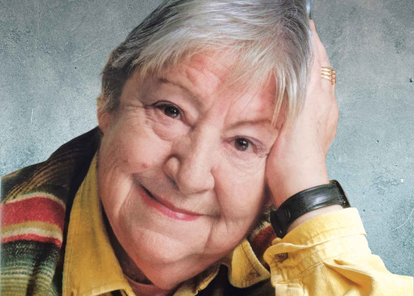 Gloria Fuertes nació el 28 de julio de 1917 en Madrid, en el seno de una familia humilde. / EFE
