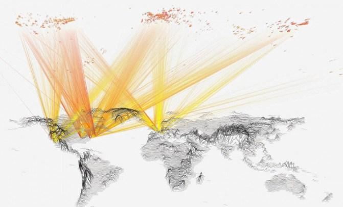 161103_impactopublicacionesmapa_Image by Mauro Martino data image by Roberta Sinatra