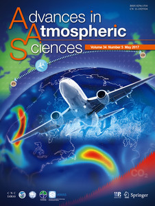Portada Advances in Atmospheric Sciences