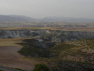 Yacimiento de Barranco León, Orce, Granada