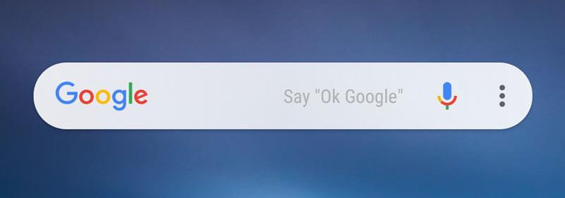 barra de busca do google