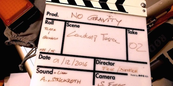 "Musikvideoproduktion ""No Gravity"""