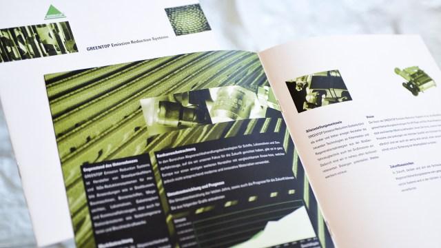 Grafik Design: Print-Produkte
