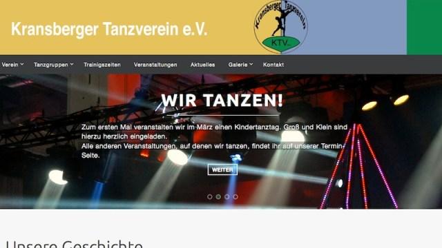 KTV Webpage