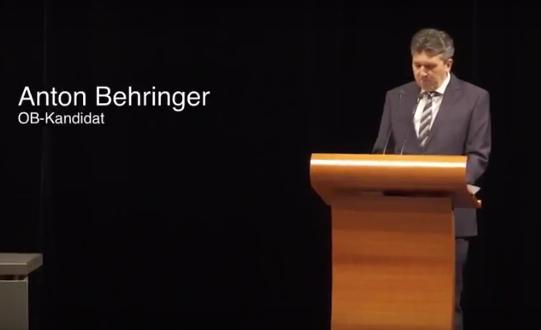 Anton Behringer