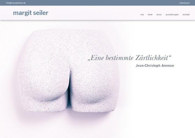 Kunstvolle Webseiten